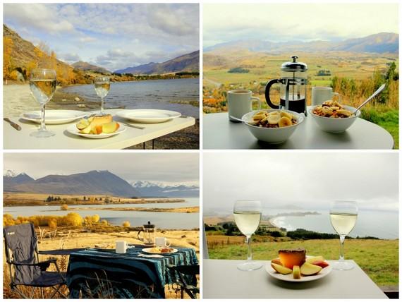 Best Picnic Spots New Zealand