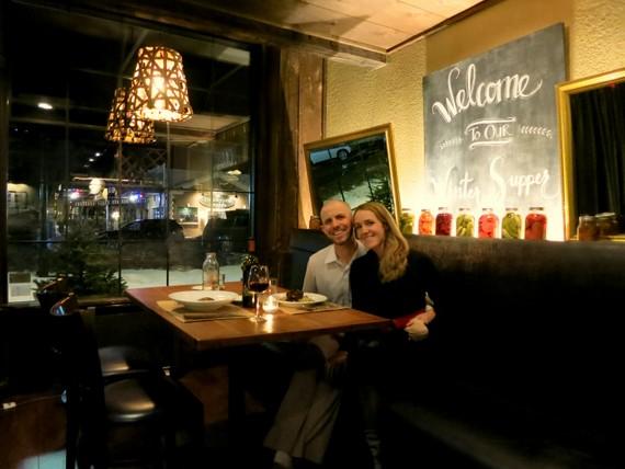 romantic restaurant niagara falls