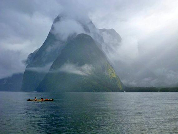 Mitre Peak, Fjordland