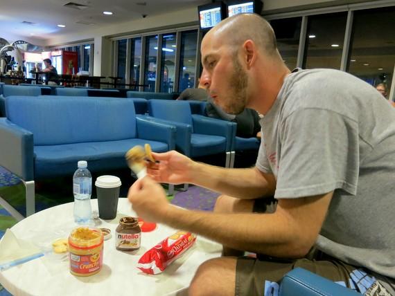 Peanut Butter TSA approved