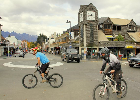 Mountain Bike Queenstown