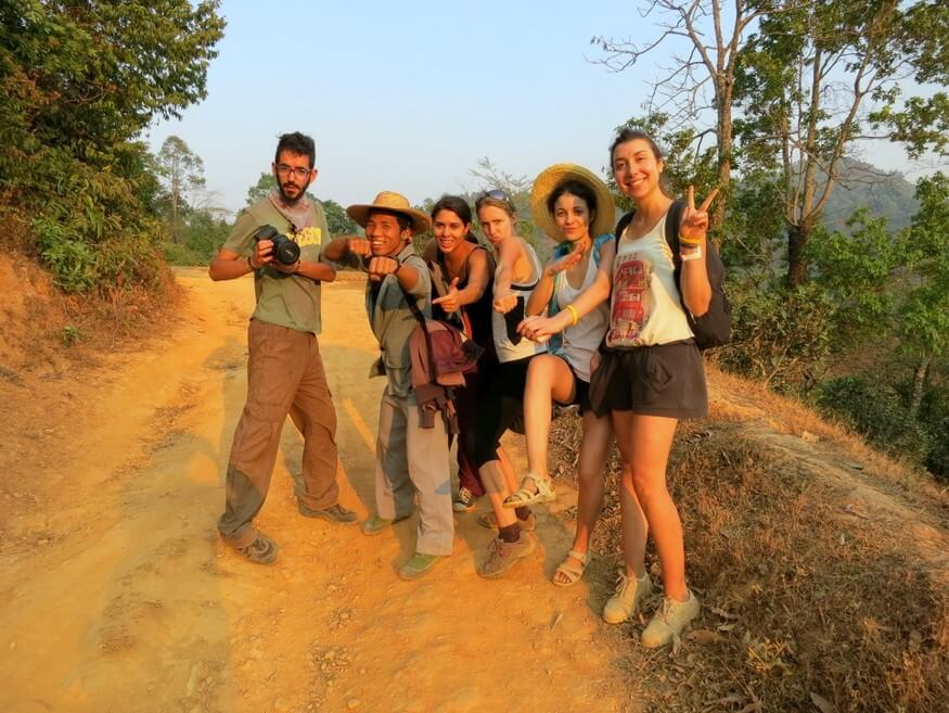 Hsipaw Trekking Guide