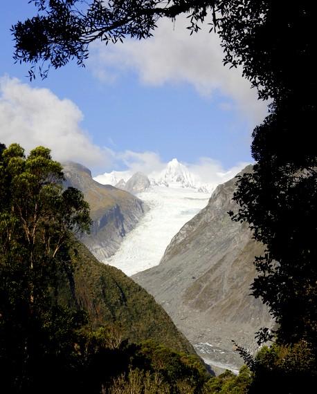 West Coast, New Zealand Glaciers