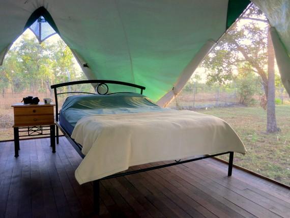 adventure tours australia camp