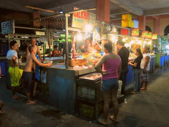 Night Market Manila