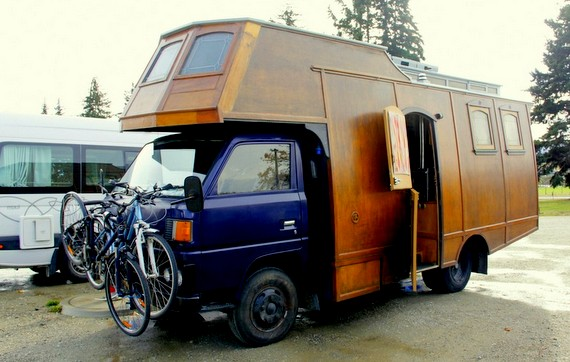 best custom campervan