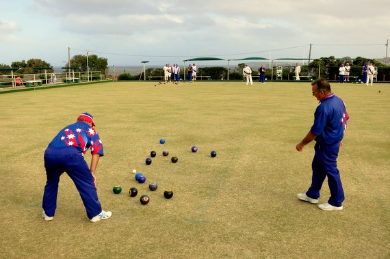 Clovelly Lawn Bowlers