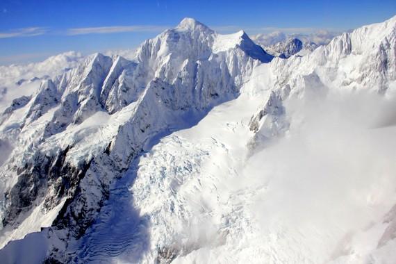 Twin Glacier Flight-Alpine Adventures