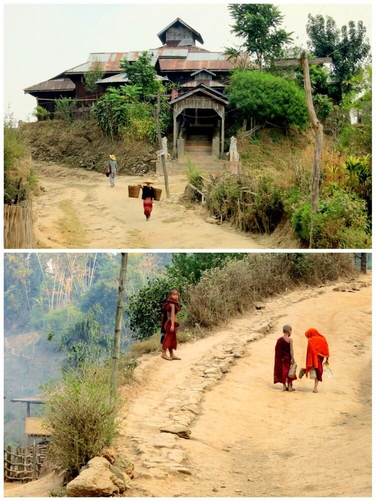 Hsipaw Monks