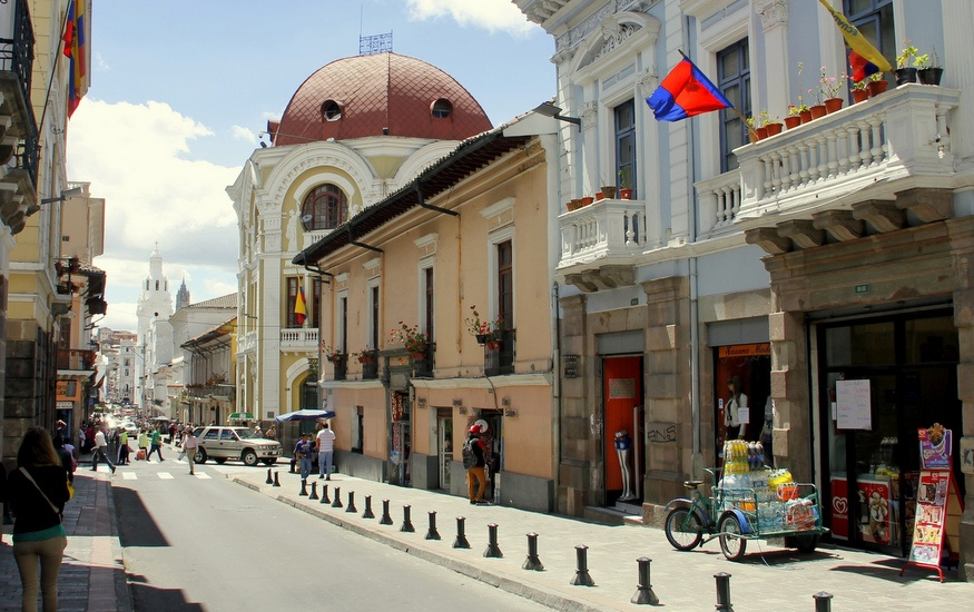 Quito Historic Center