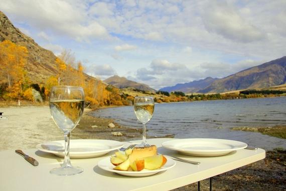 New Zealand picnic