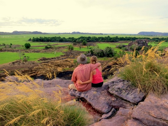 couples travel Australia