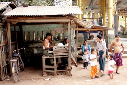 betel nut chewing video
