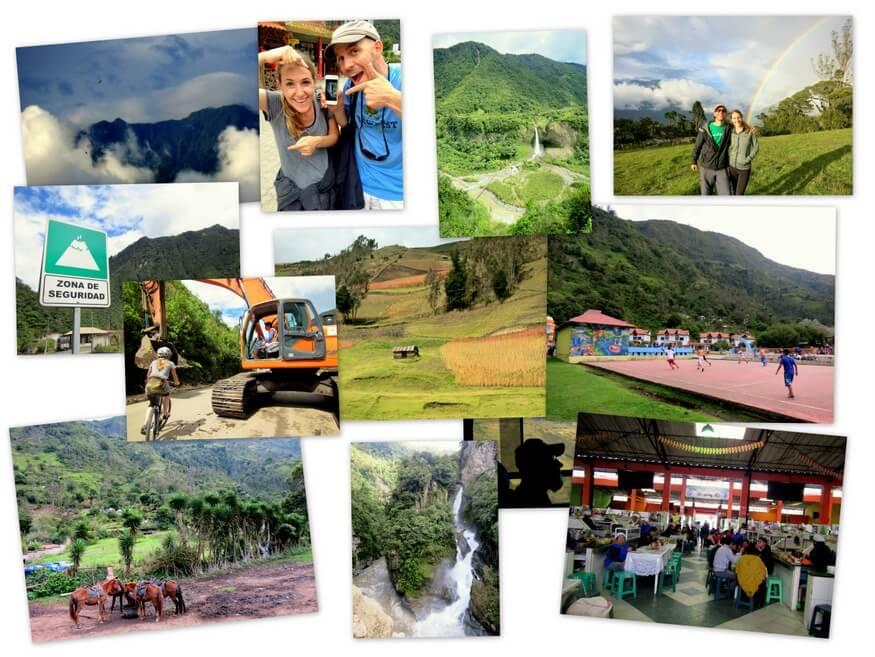 Banos travel photos