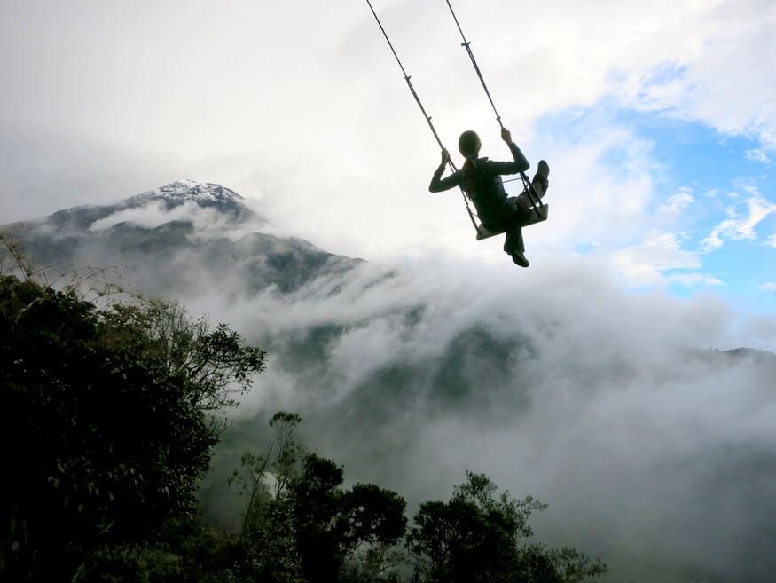 The Adventure Capital of Ecuador: Baños