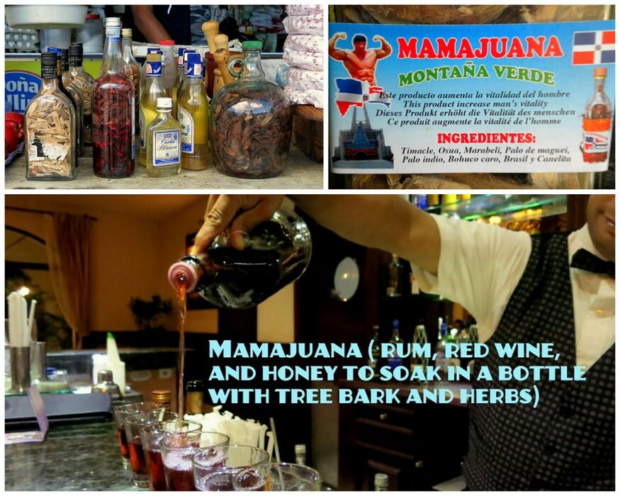 Mamajuana Dominican Republic