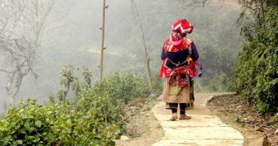 Tet New Year in Tribal Ta Phin