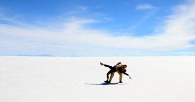 Traversing Bolivia by 4×4: Atacama to Uyuni