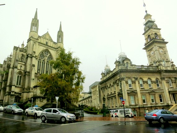 Dunedin Cathedral, NZ
