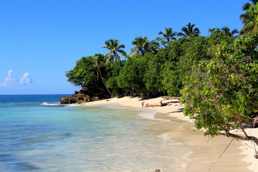 Bacardi Beach, Dominican Republic