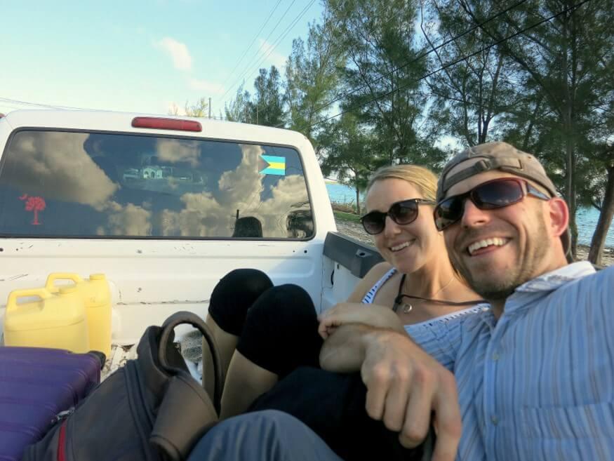 Hitchhiking eleuthera