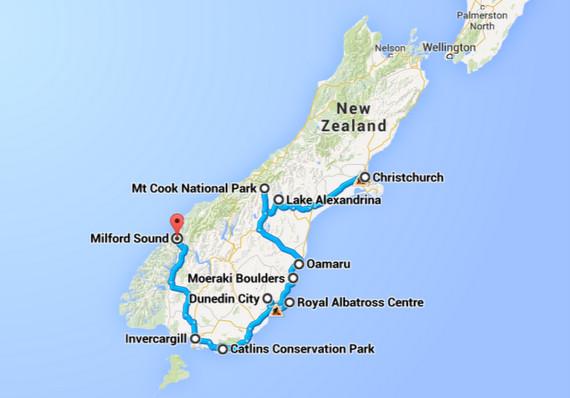 New Zealand Island Conservation