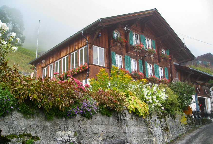 Switzerland Architecture