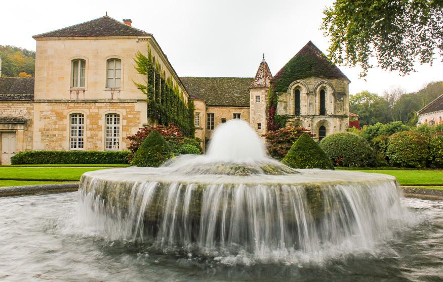Abbey du Fontine
