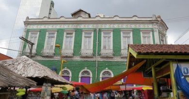 City Guide: Manaus, Brazil