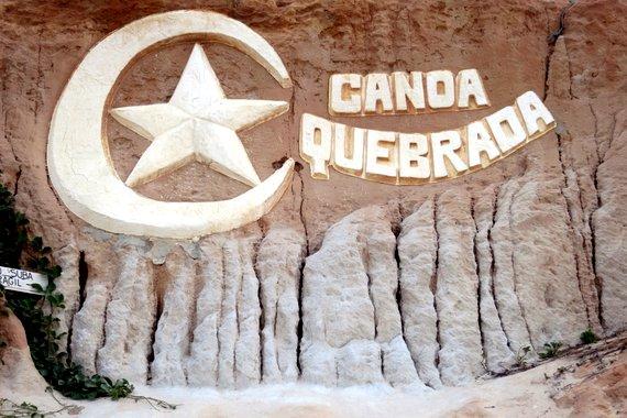 Cliff Town Canoa Quebrada