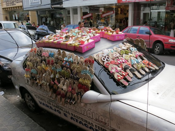 You Know You Are In Brazil When…