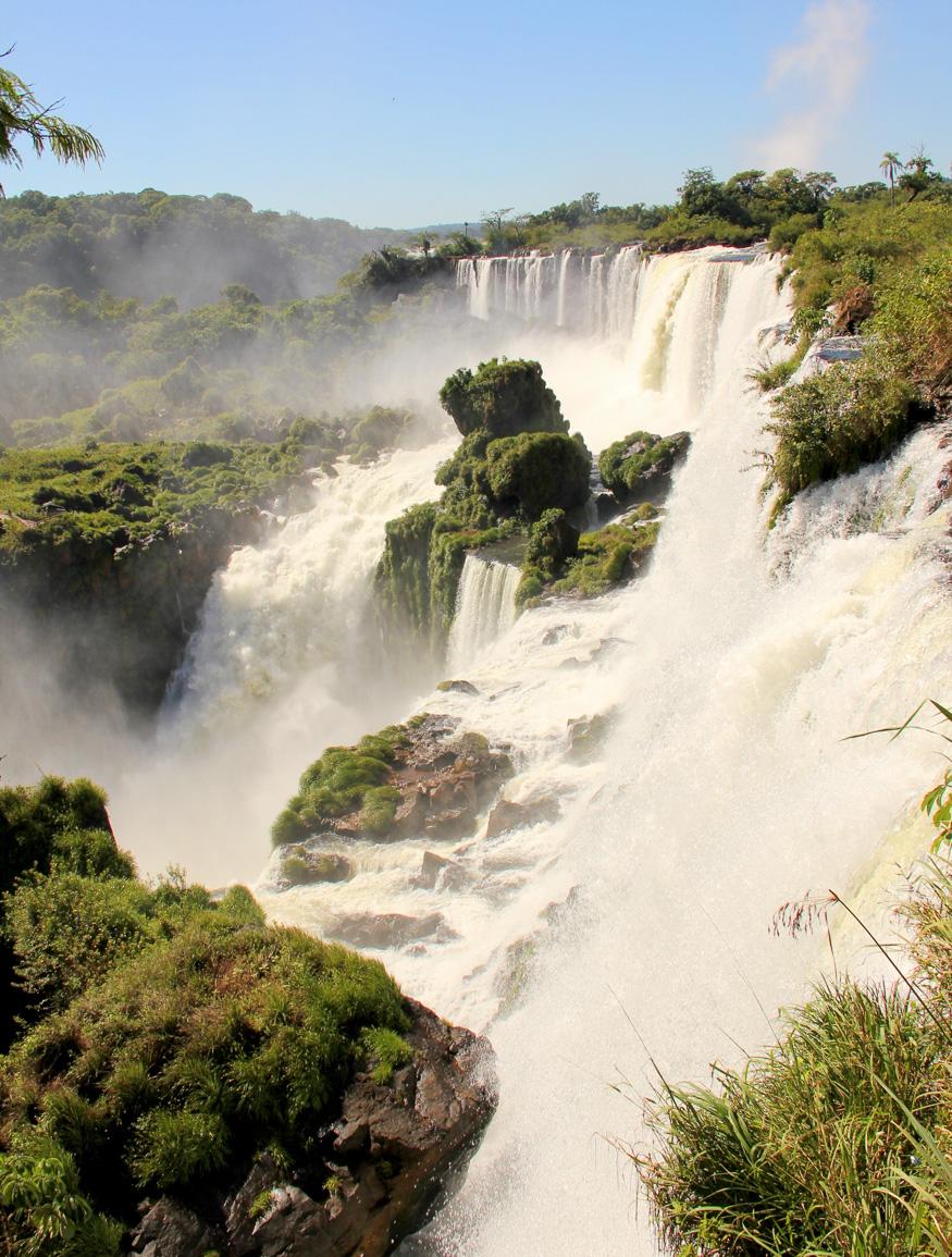 iguazu falls travel