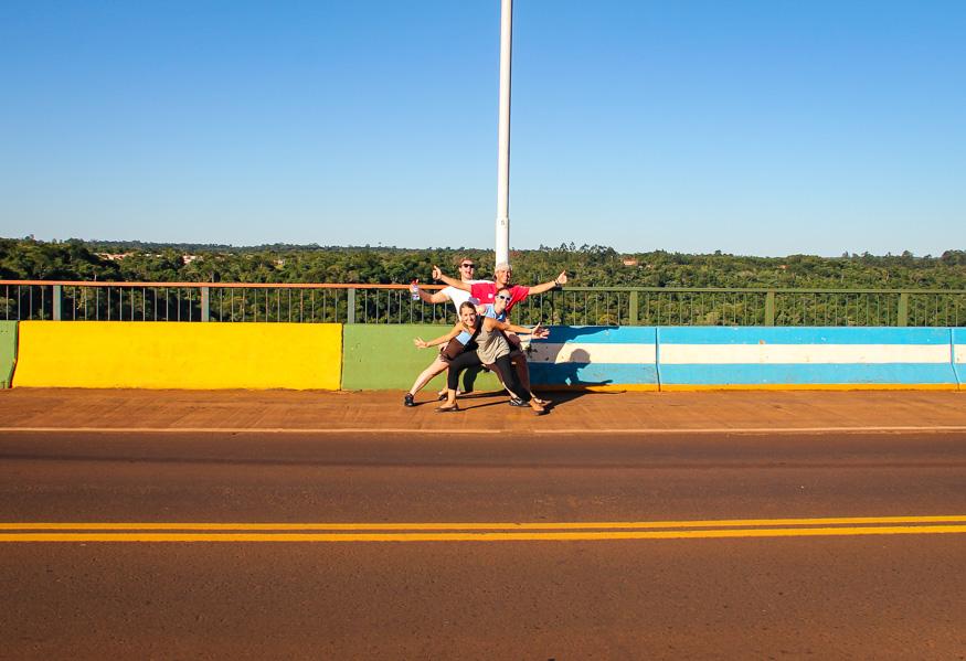 brazil argentina border