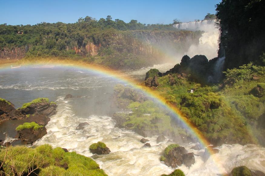 Iguazu Rainbows