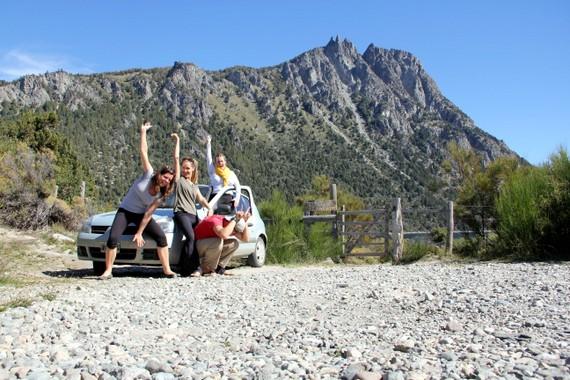 barliloche road trip