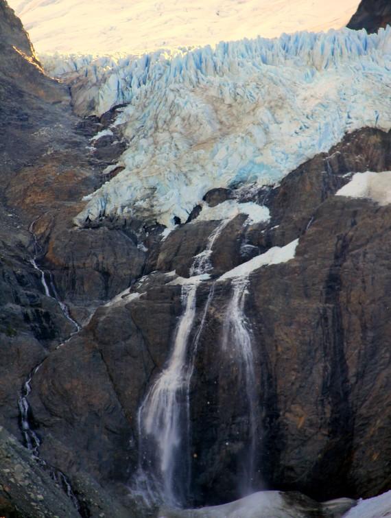 Travel Los Glacieres Park