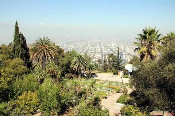 San Cristobal, Santiago Chile
