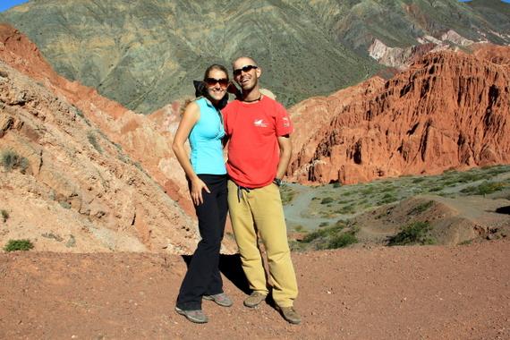 Argentina Hiking