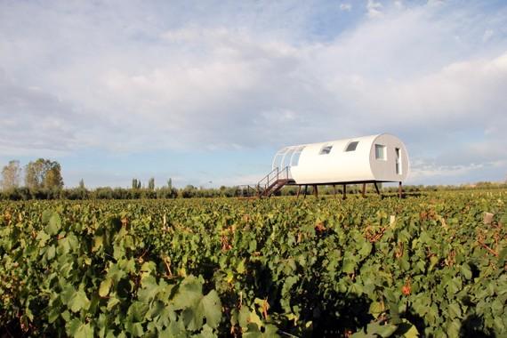 The Vineyard Loft at Entre Cielos, Mendoza, Argentina
