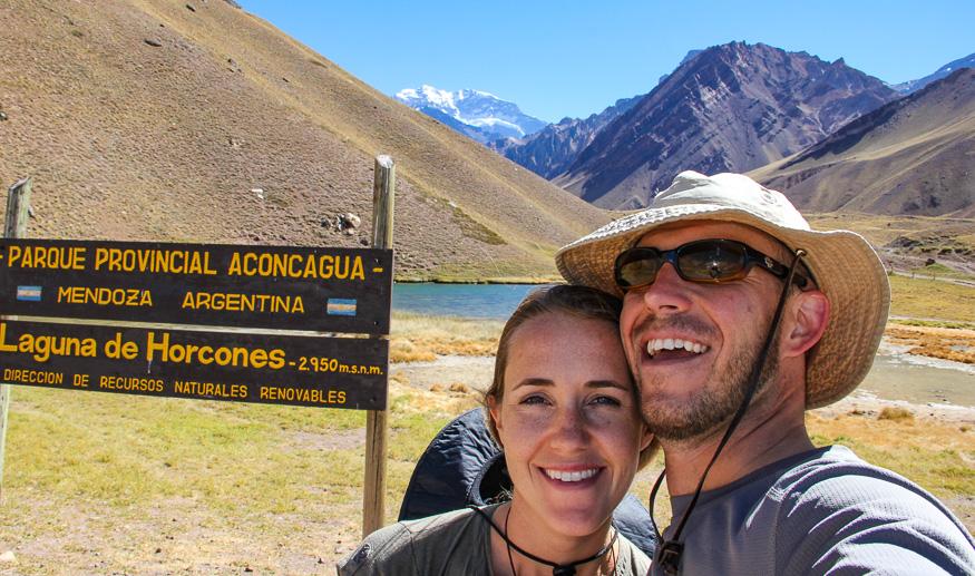 Hiking Aconcagua Mendoza