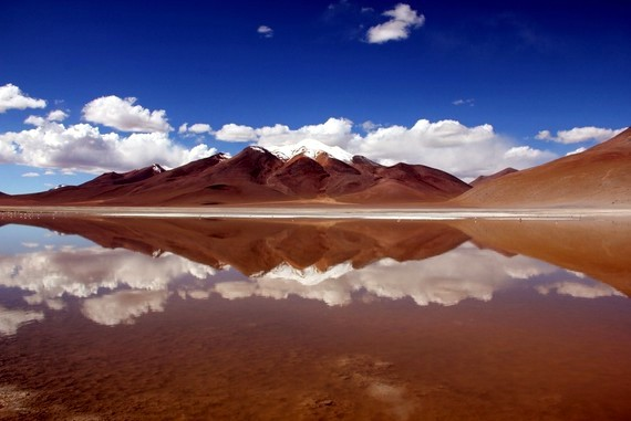 bolivia overland from chile