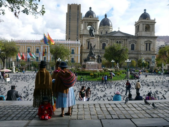 la paz travel tips