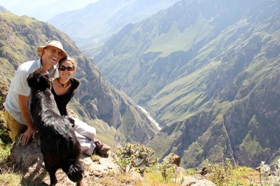Cruz del Condor Peru travel
