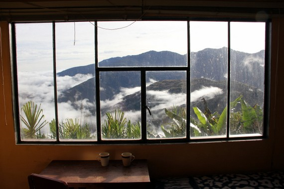 yungas lodging bolivia