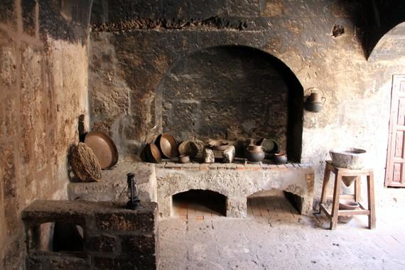 Santa Catalina Monastery room tours