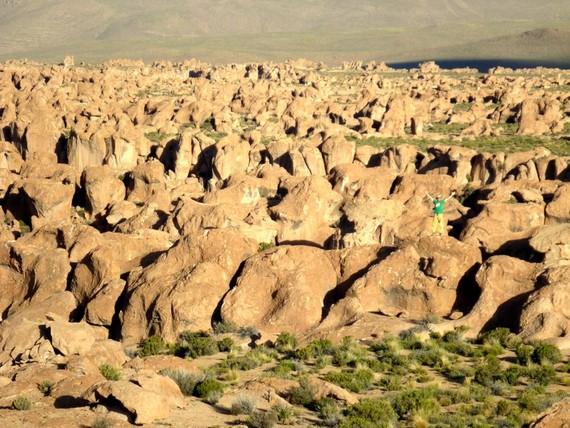 City of Rocks in Bolivia