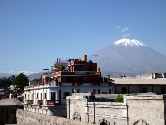 Arequipa Hostels