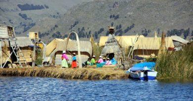 Life on Lake Titicaca