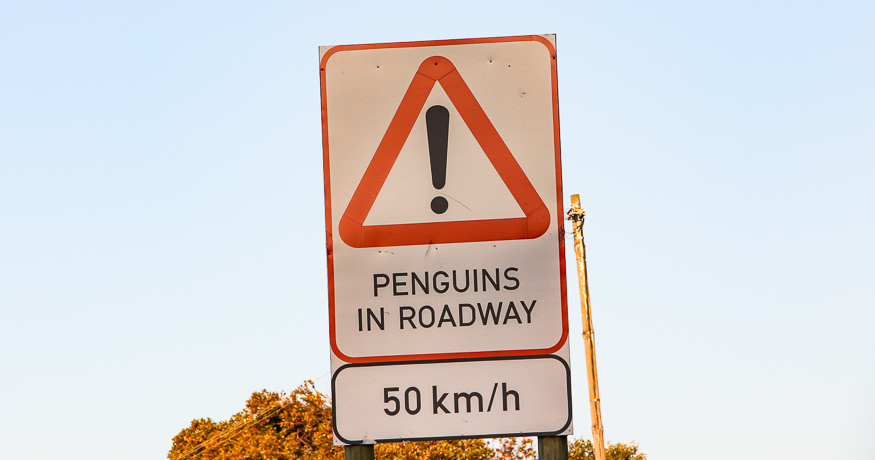 South African roadsigns