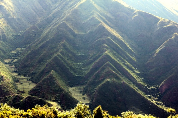 The mountains of Peru Andean Treks